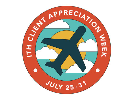 Logo Design for Tompkins County Regional Airport Campaign