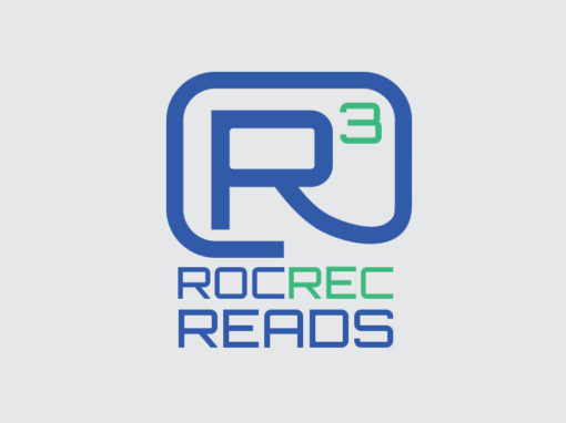 Logo Design for ROC Rec Reads