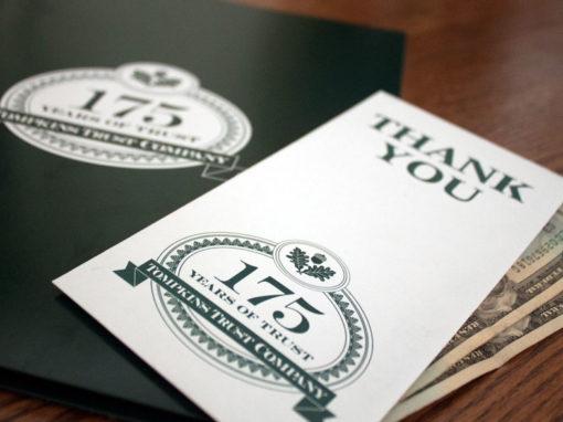 Tompkins Trust Company Identity Design
