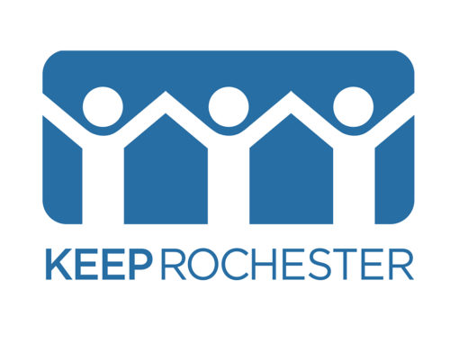 Logo Design for Keep Rochester